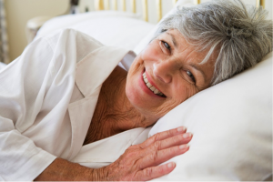 quality sleep for seniors