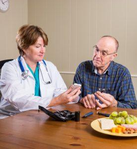 Phoenix diabetes home care