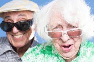 Senior eye care