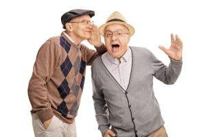 hearing loss in the elderly