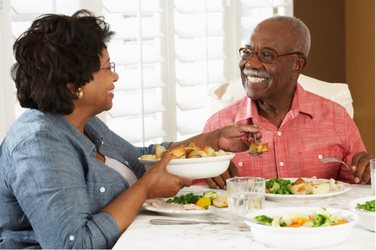 Dementia and Nutrition