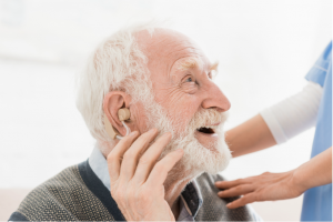 Aging and Hearing Impairment