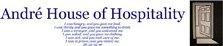 Andre House of Hospitality logo